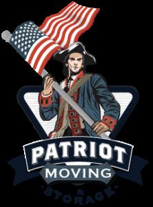 Patriot Moving And Storage Logo